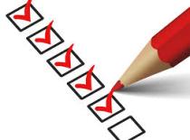 چک لیست های بازرسی، نظارت و تحویل گیری دیگها