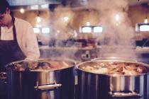 دیگ بخار در صنایع غذایی