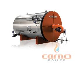 دیگ روغن داغ شرکت کارنو